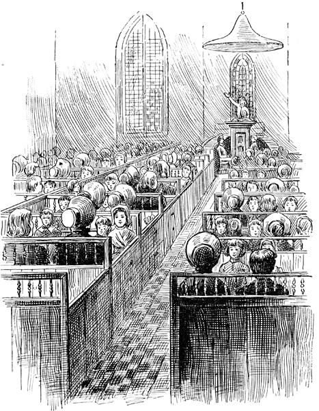 A1 Congregation, Colonial Era