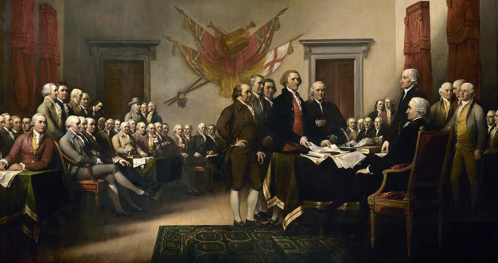 A2 Declaration_independence, Revolutionary Era