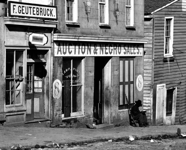 A3 Slave_Market-Atlanta_Georgia_1864, Romantic Era