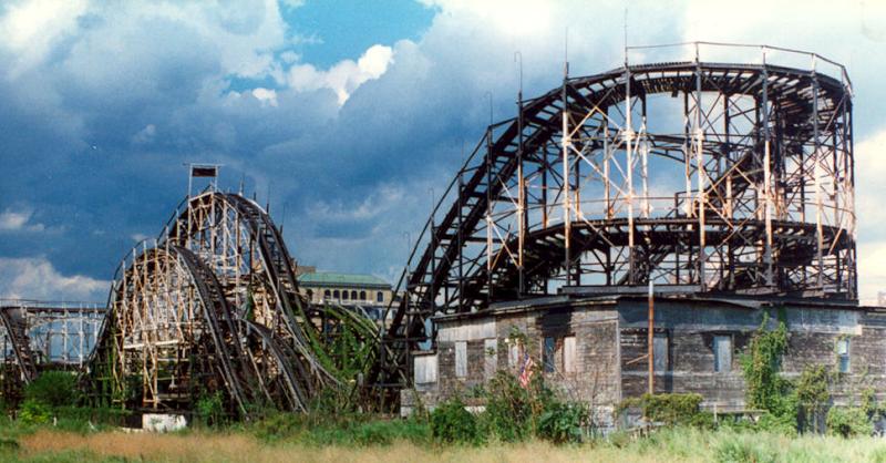 A8 ThunderboltConeyIsland1995, Contemporary