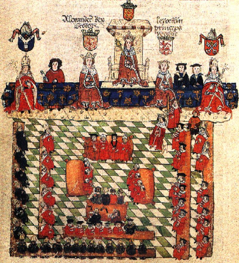 B2 Medieval_Parliament_of_England, Medieval Era
