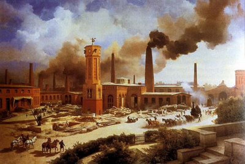 B6 Industrial Revolution, Victorian Era
