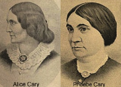 Alice and Phoebe Cary