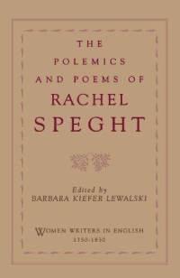 Rachel Speght