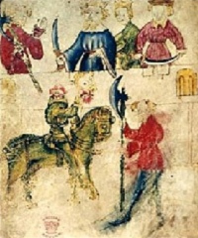 Sir Gawain and the Green Knight1