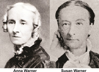 Susan and Anna Warner